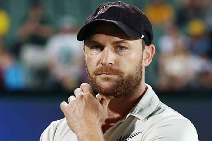 New Zealand Captain Brendon McCullum Stands by Chris Cairns' Evidence