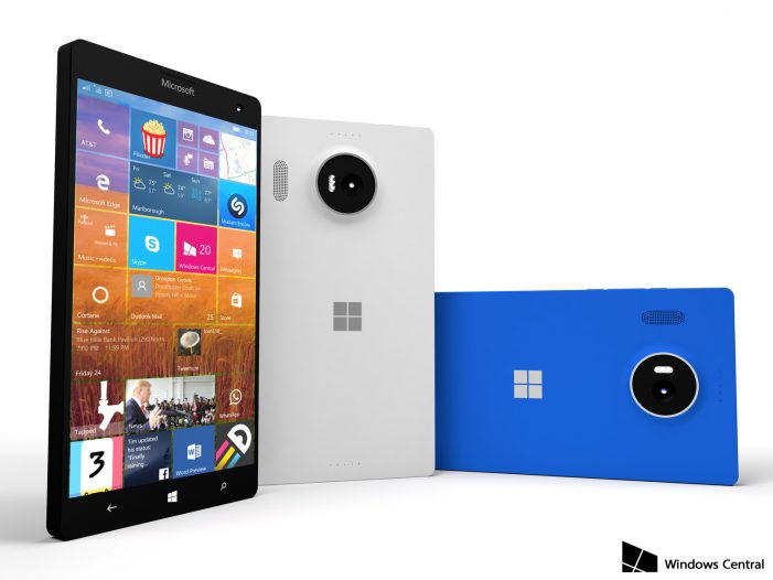Microsoft Lumia 950 XL Phone overview