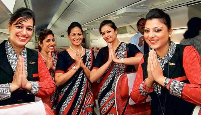 Wow! Train hostesses to serve you on new superfast Delhi-Agra Gatiman Express