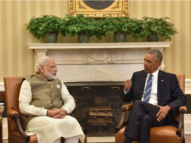 PM Modi Thankful to Obama for support on MTCR and NSG