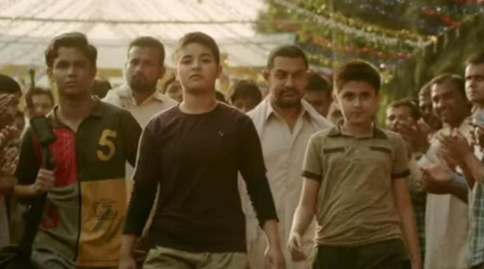 Dangal movie review: Aamir Khan, his Phogat girls show how blood, sweat, tears make champions