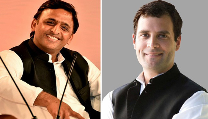 UP Assembly polls: Alliance sealed, Samajwadi Party to contest 298 seats, gives 105 to Congress