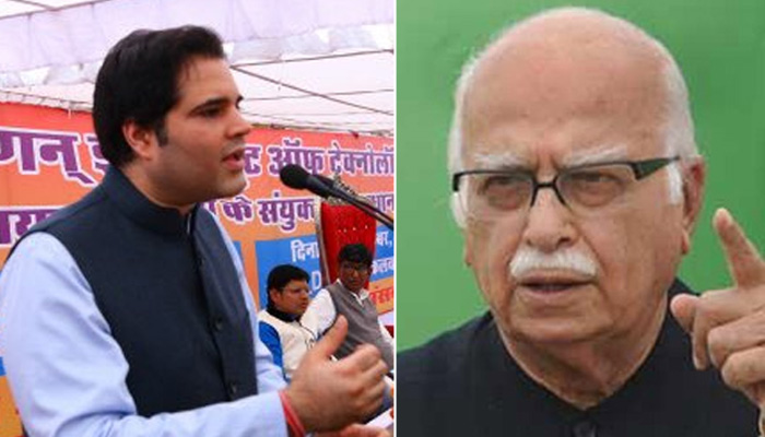 BJP releases list of UP star campaigners; names of Varun Gandhi, LK Advani, Vinay Katiyar missing