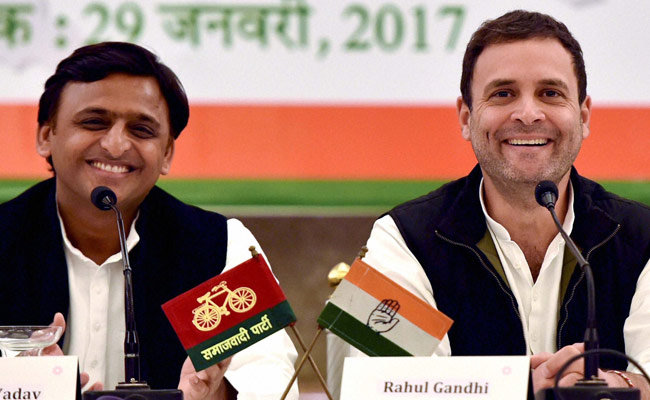 UP Election 2017: SP-Cong tie-up an alliance of youth leaders, says Akhilesh Yadav