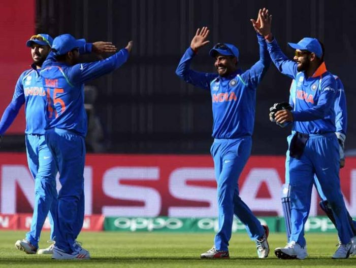 ICC Champions Trophy: India beat Pakistan by 124 Runs