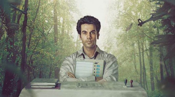 Newton Movie Review : The finest Hindi film of 2017