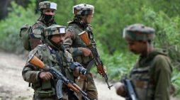 J&K: One policeman killed in terrorist attack on security personnel at Pantha Chowk