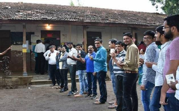 Final voter turnout in first phase of Gujarat polls 66.75 per cent