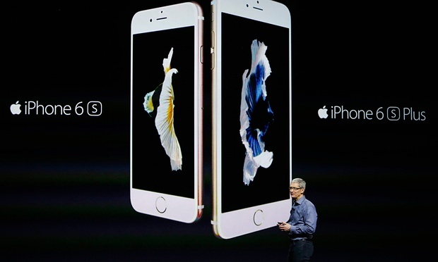 Apple IPhone 6s And 6s Plus Unveiled With Incredible 3D Force Touch Display, Live Photos And 4K Video