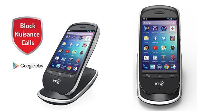 BT Home Smartphone S II Gadget