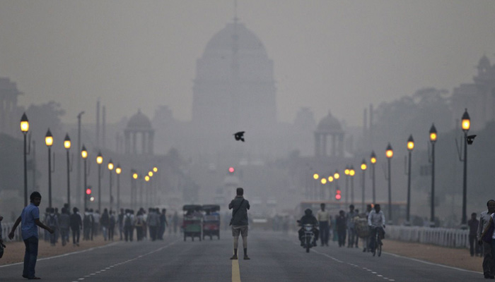 Formula to curb Delhi air pollution: Odd, even numbered vehicles to run on alternate days from Jan 01
