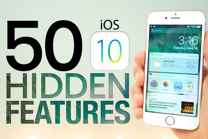 iOS 10 UK Release Time, Features And How To Download Onto Your iPhone