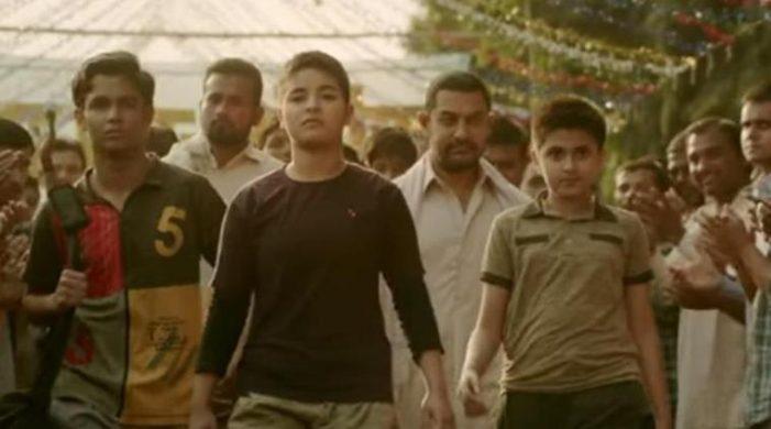 Dangal movie review: Aamir Khan, his Phogat girls show how blood, sweat, tears make champions