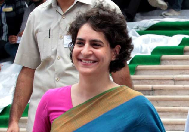 Boost for Congress as Priyanka Gandhi signals her entry into politics after sealing alliance with SP