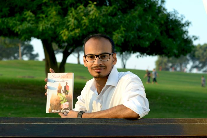 Must read book Secret Lover …Just For ̶M̶o̶n̶t̶h̶ Lifetime by Suyash Dwivedi