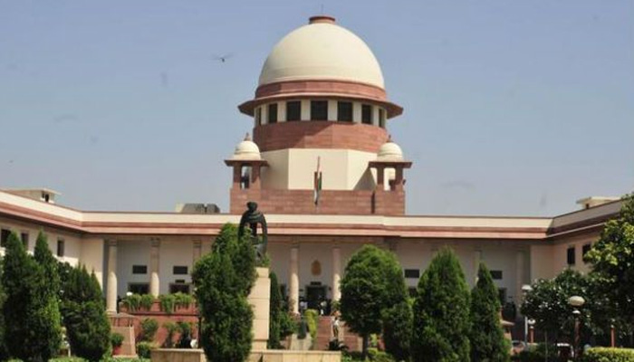 Five-judge Constitution bench to hear Aadhaar pleas on Jul 18-19: Supreme Court.