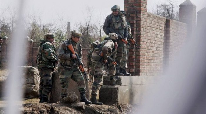 Jammu and Kashmir: Top Lashkar commander Abu Dujana killed in Pulwama encounter; stone pelters target security forces