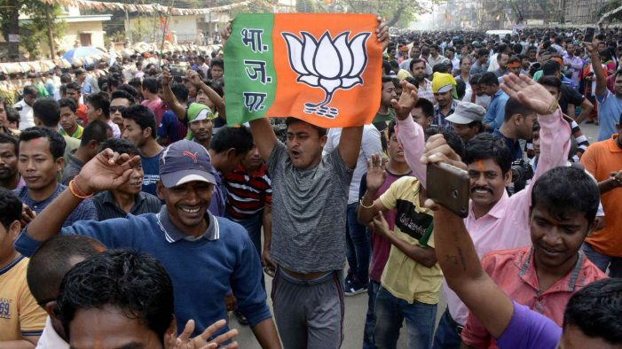 North East Assembly Elections:BJP extends lead over CPI(M) in Tripura, Congress faces tough fight in Meghalaya