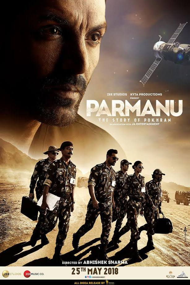 Parmanu The Story of Pokhran movie review