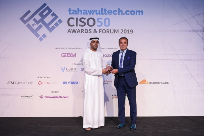 Kingston wins Middle East's First Award forBest Innovation in Security Hardware