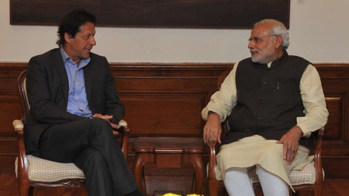 PM Modi wished people of Pakistan on National Day: Imran Khan