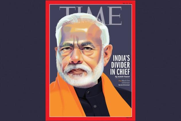 'India's Divider in Chief': PM Modi On Time Magazine Cover