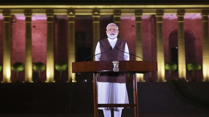 Narendra Modi to take oath as Prime Minister on 30-May