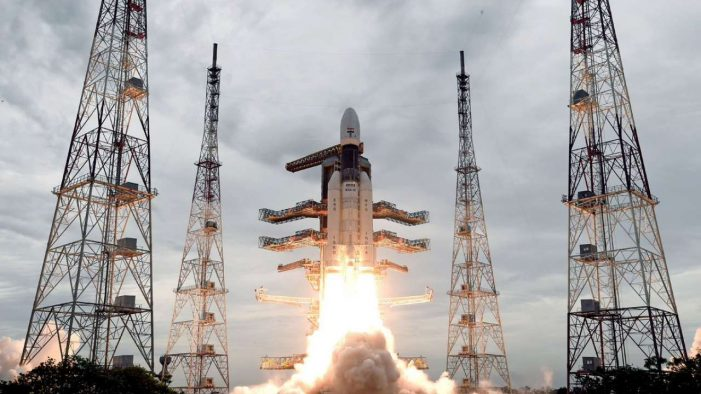 ISRO successfully undertakes first earth bound orbit-raising manoeuvre for Chandrayaan 2