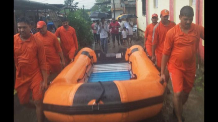 700 passengers stucked in Mumbai-Kolhapur Mahalaxmi Express