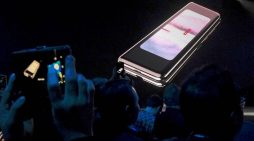 Samsung to launch foldable smartphone on Sept. 6