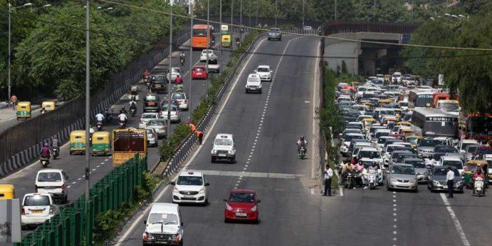 Odd-Even In Delhi From November 4-15