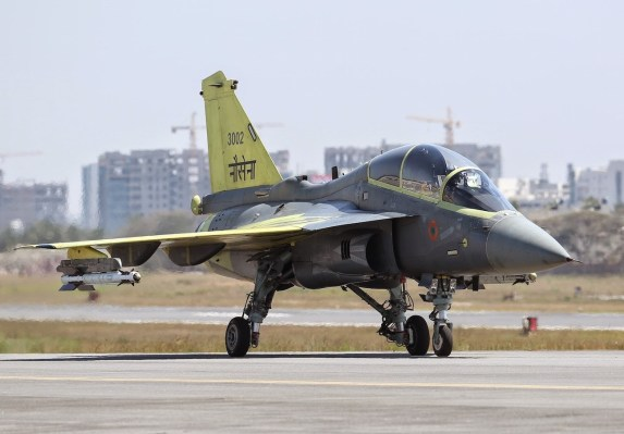 Naval Tejas Clears Critical Test Before Landing On Aircraft Carrier