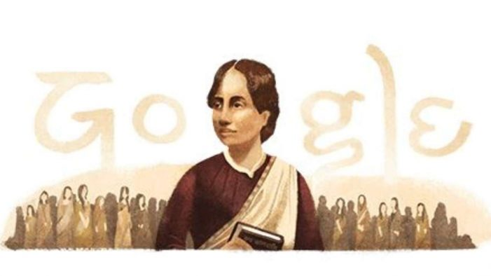 Google Doodle celebrates 155th birth anniversary of Bengali poet-activist Kamini Roy