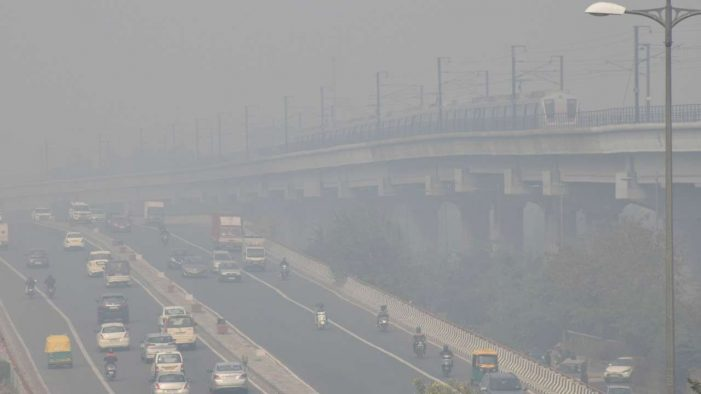 Tackling Delhi-NCR Air Pollution: Centre reviews situation, health advisory issued
